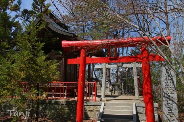 15 96 萬蔵稲荷神社、鳥居、宮城県白石市、画像、Tanji.jpg