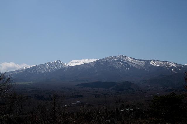 遠刈田にて