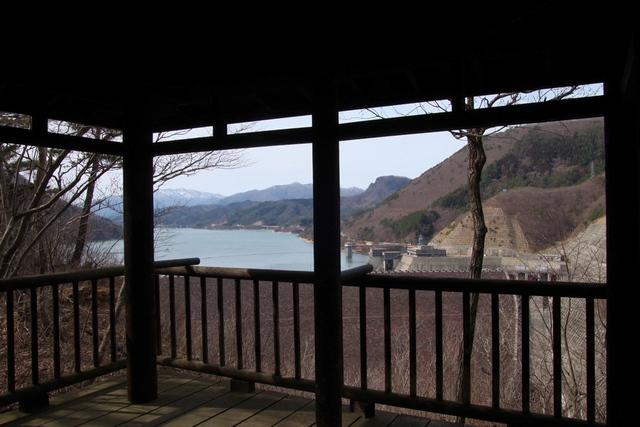 虎岩公園・宮城県白石市・画像01虎岩展望台