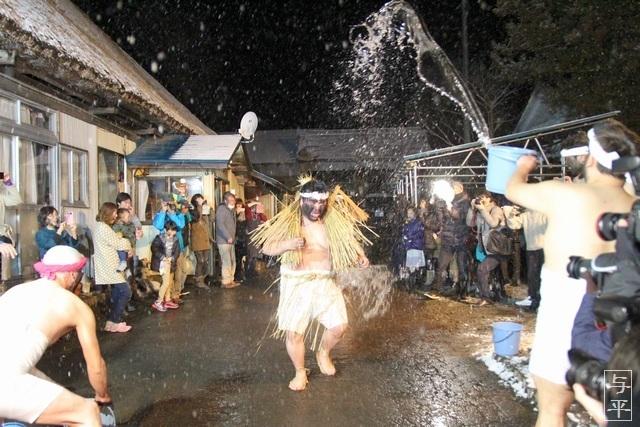 奇祭!切込の裸カセドリ。宮城県加美郡加美町宮崎切込。kirikome-no-hadaka-kasedori-festival-kami-machi。画像。仙台人が仙台観光をしてるブログ・与平。
