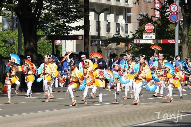 01 96 夏祭り仙台すずめ踊り2019年、画像、Tanji.jpg