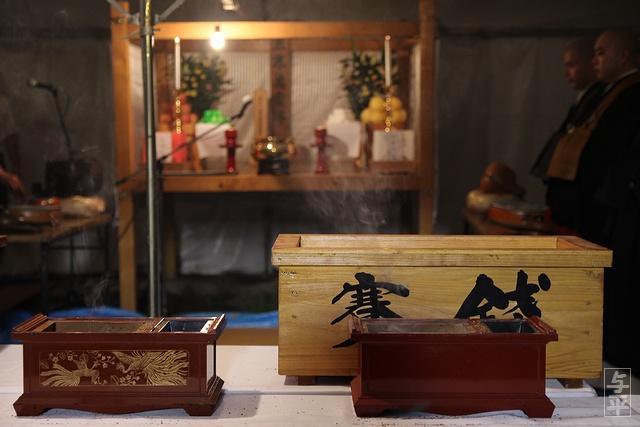 広瀬川灯ろう流し・平成25年(2013年)・宮城県仙台市・画像・仙台人が仙台観光をしてるブログ・与平