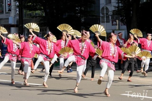 02 96 夏祭り仙台すずめ踊り2019年、画像、Tanji.jpg